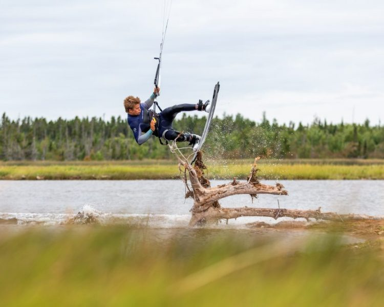 Kiteboarding guides in PEI