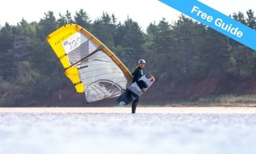 Top 5 Kiteboarding Locations on PEI